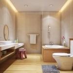 4 mẫu phòng tắm đẹp phù hợp với mọi diện tích và phong cách sống