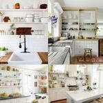 Phòng bếp gọn và đẹp với vài mẹo lưu trữ