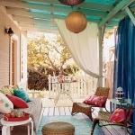 Thiết kế góc thư giãn đẹp như mơ để đón thu tại nhà